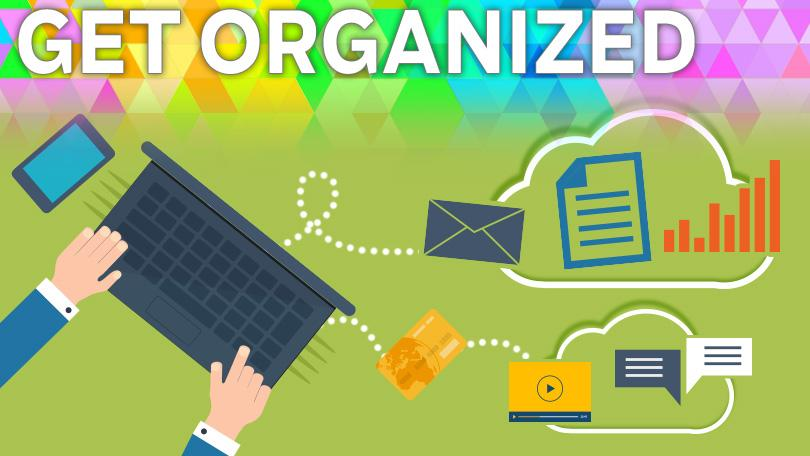 Get Organized: How to Keep Work and Personal Files Separate