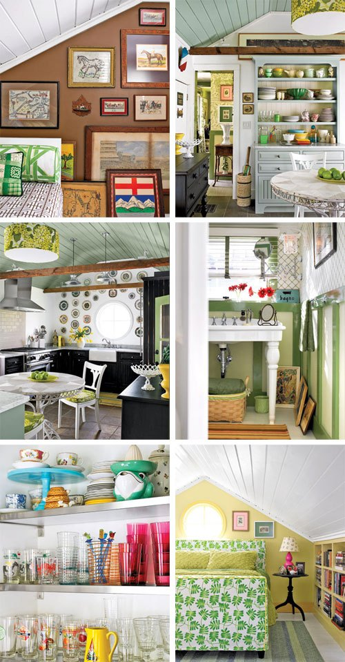 Colorful Home - Could You Live Here?