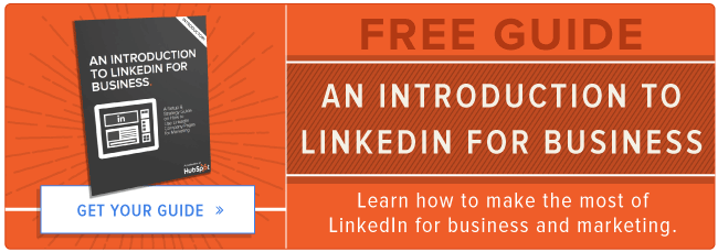download intro to linkedin for business ebook