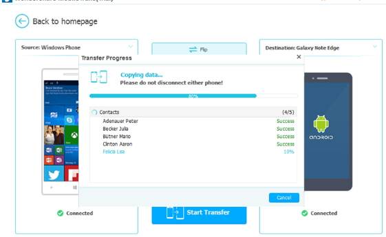 Just how to Move Information to Android Telephone from Windows Telephone
