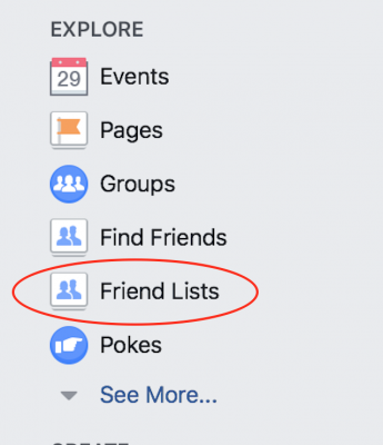 How to Set Up Acquaintances in Facebook