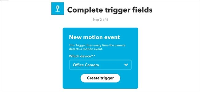 How to Automatically Turn on Lights When Your Wi-Fi Cam Detects Motion